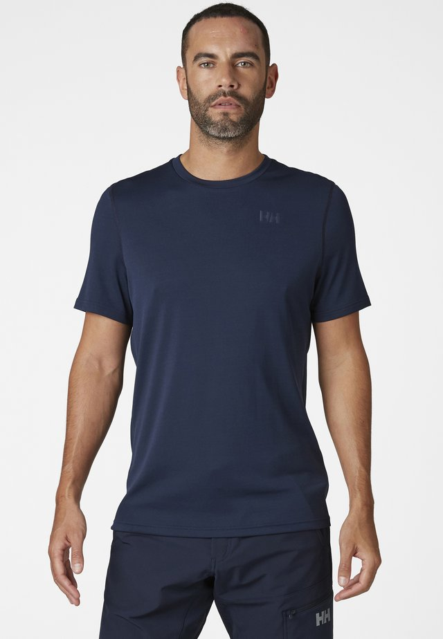 LIFA ACTIVE SOLEN  - Basic T-shirt - blue