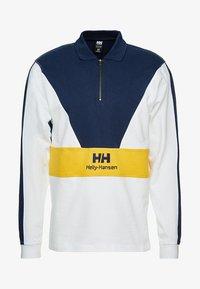 Helly Hansen - URBAN ZIP RUGGER - Poloshirt - white - 4