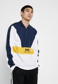 Helly Hansen - URBAN ZIP RUGGER - Poloshirt - white - 0