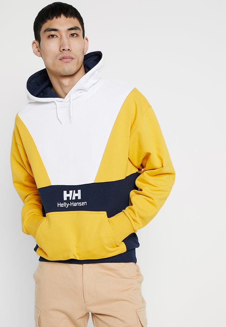 Helly Hansen - URBAN RETRO HOODIE - Sweat à capuche - evening blue