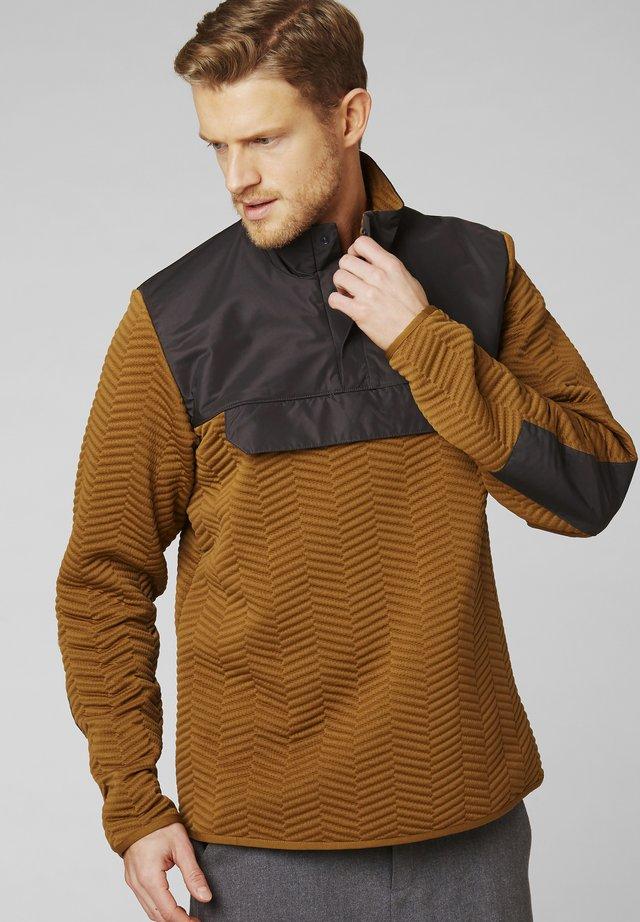 Strickpullover - light brown