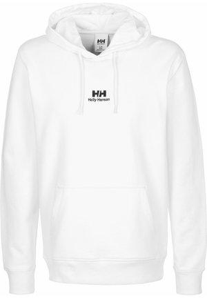 YU20 - Hoodie - white