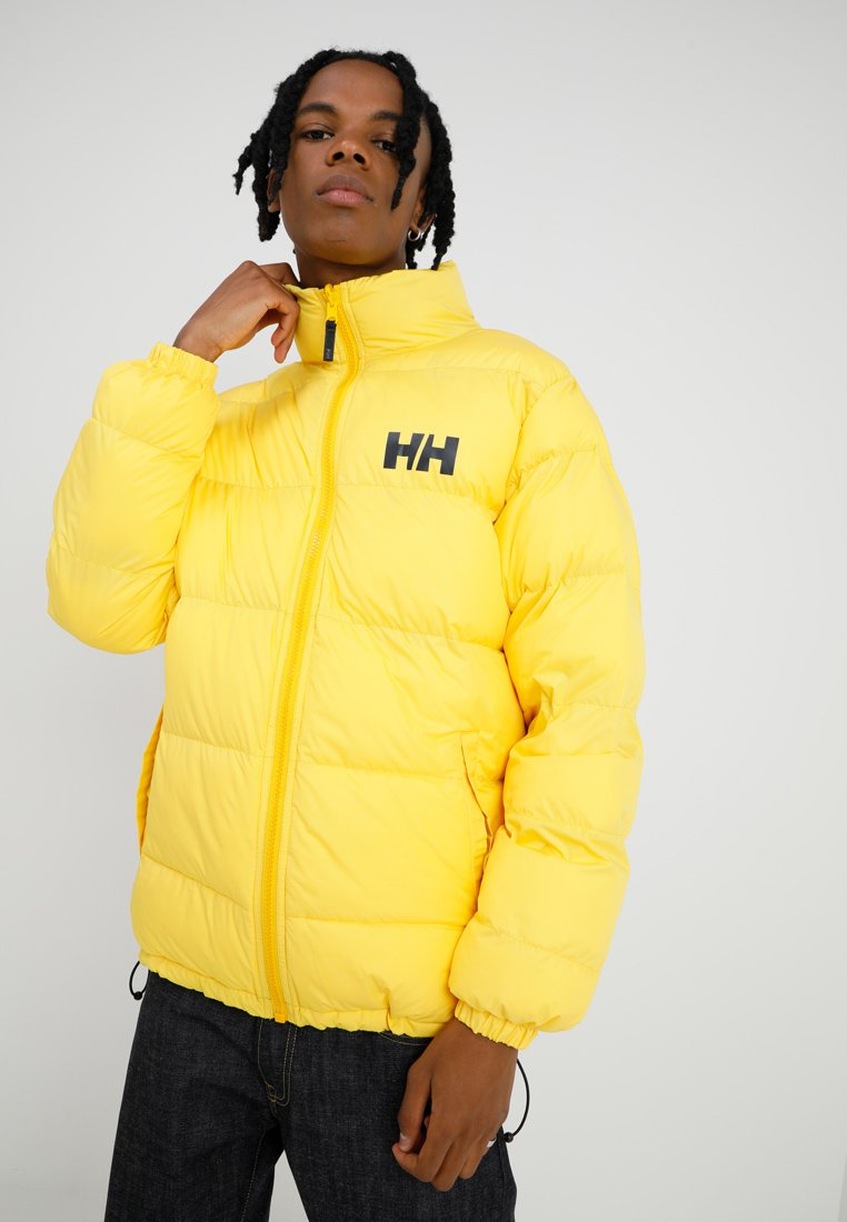 Helly Hansen - URBAN REVERSIBLE - Winterjacke - young yellow