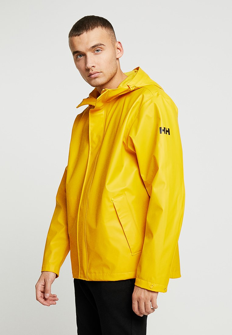 Helly Hansen - MOSS JACKET - Waterproof jacket - essential yellow