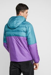 Helly Hansen - QUILTED ANORAK - Chaqueta de entretiempo - washed teal - 2