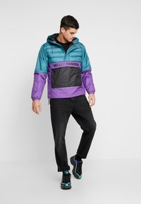 Helly Hansen - QUILTED ANORAK - Chaqueta de entretiempo - washed teal - 1