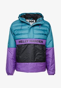 Helly Hansen - QUILTED ANORAK - Chaqueta de entretiempo - washed teal - 4