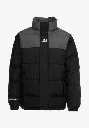 REVERSIBLE PUFFER JACKET  - Veste d'hiver - black
