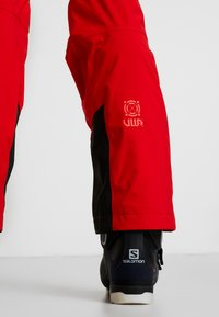 Helly Hansen - SWITCH CARGO 2.0 PANT - Snow pants - alert red - 3