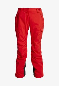 Helly Hansen - SWITCH CARGO 2.0 PANT - Snow pants - alert red - 4