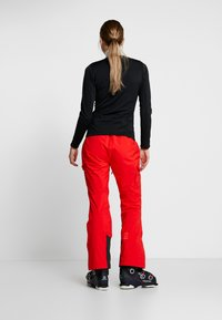 Helly Hansen - SWITCH CARGO 2.0 PANT - Snow pants - alert red - 2