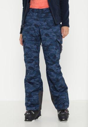 SWITCH CARGO 2.0 PANT - Pantaloni da neve - graphite blue