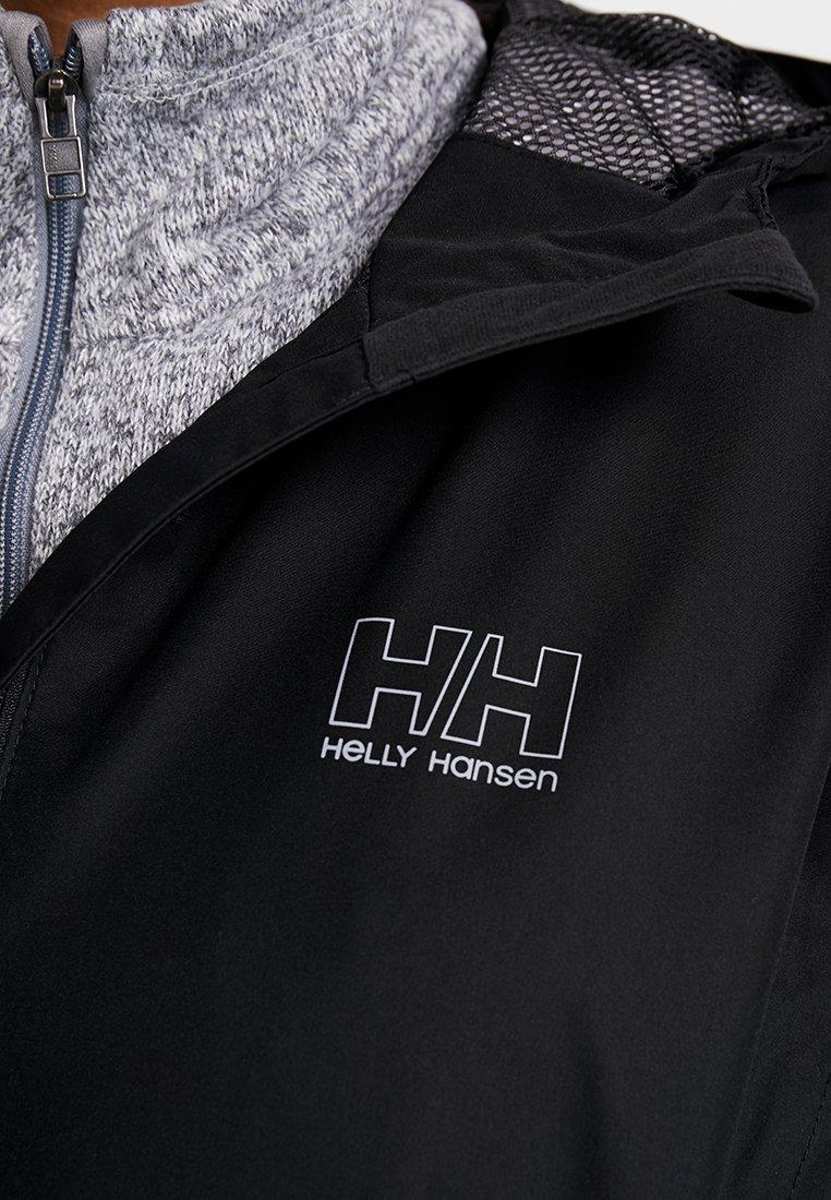 Helly Hansen Seven Jacket - Kuoritakki Schwarz