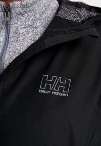 Helly Hansen - SEVEN JACKET - Hardshell jacket - schwarz - 5