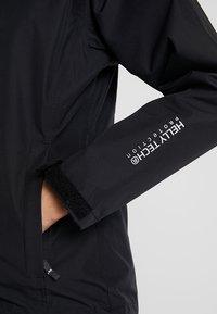 Helly Hansen - SEVEN JACKET - Hardshell jacket - schwarz - 3