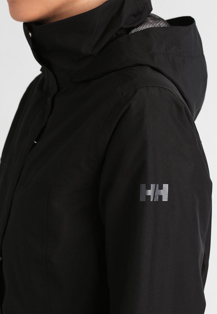 Hansen Helly Corto AdenCappotto AdenCappotto Helly Corto Hansen Black Helly Hansen Black AL4j35R