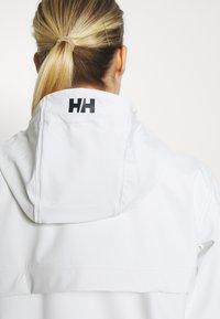 Helly Hansen - MOSS RAIN COAT - Waterproof jacket - offwhite - 6