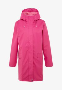 Helly Hansen - MOSS RAIN COAT - Waterproof jacket - dragon fruit