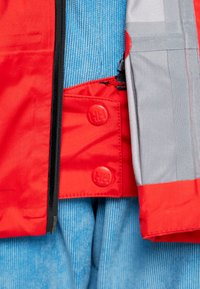 Helly Hansen - KVITEGGA SHELL JACKET - Snowboardjacka - alert red