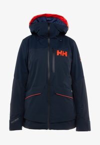 Helly Hansen - POWCHASER LIFALOFT JACKET - Snowboardjacke - navy - 5