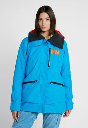 SHOWCASE JACKET - Snowboardjacka - bluebell