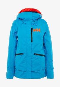 Helly Hansen - SHOWCASE JACKET - Snowboardjacke - bluebell - 6