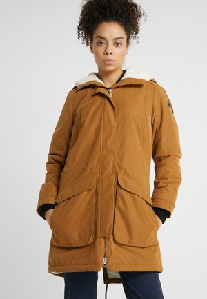 VEGA - Parka - cedar brown