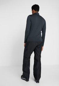 Helly Hansen - GARIBALDI PANT - Pantalon de ski - black - 2