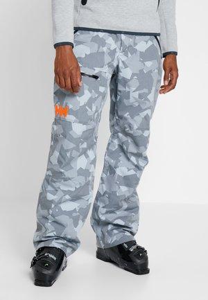 SOGN CARGO PANT - Spodnie narciarskie - quiet shade