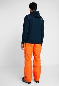 Helly Hansen - SOGN CARGO PANT - Skibroek - bright orange - 2