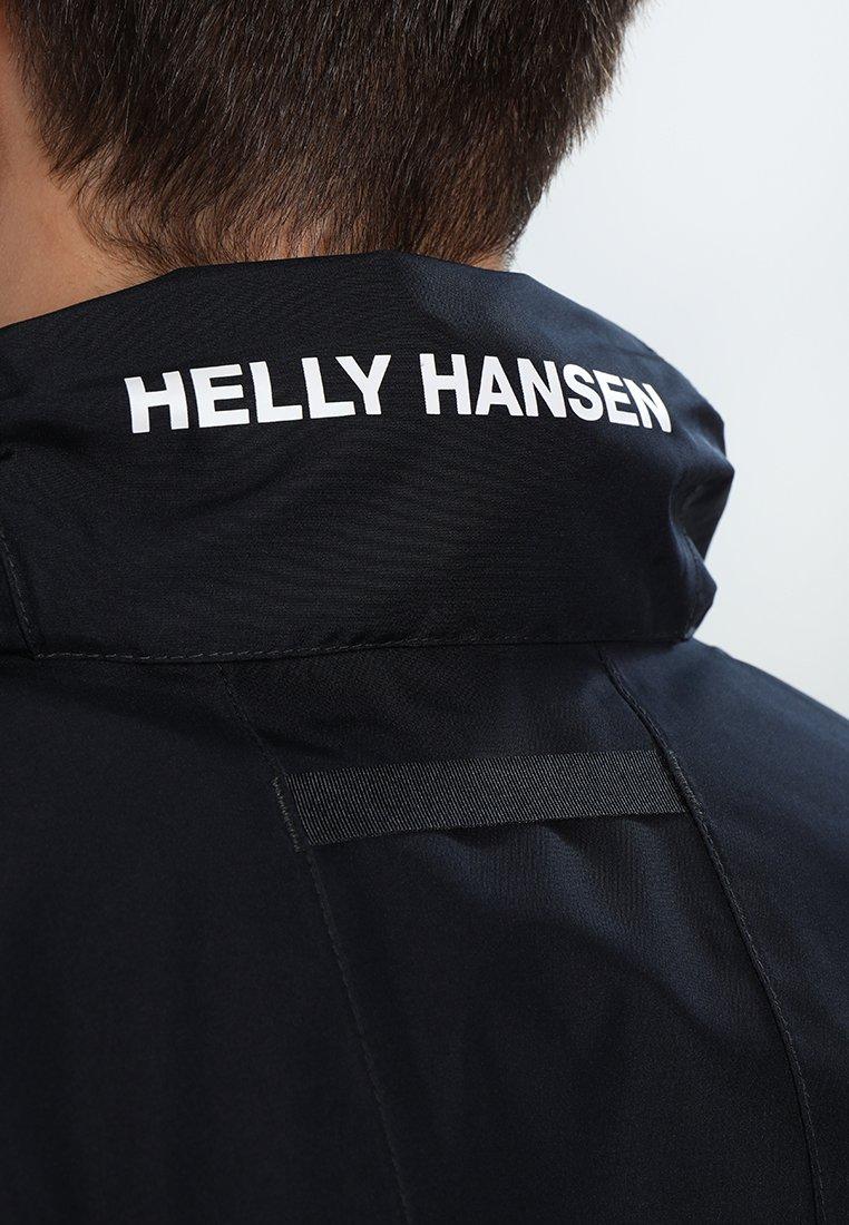 Helly Hansen DUBLINER JACKET - Kurtka przeciwdeszczowa - navy