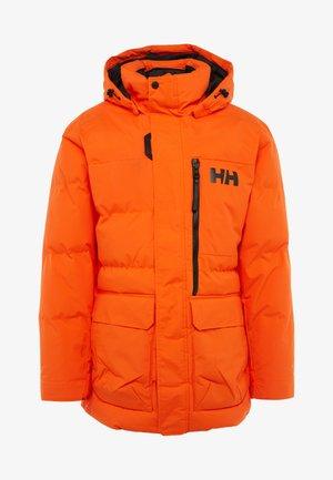 TROMSOE JACKET - Winterjas - bright orange