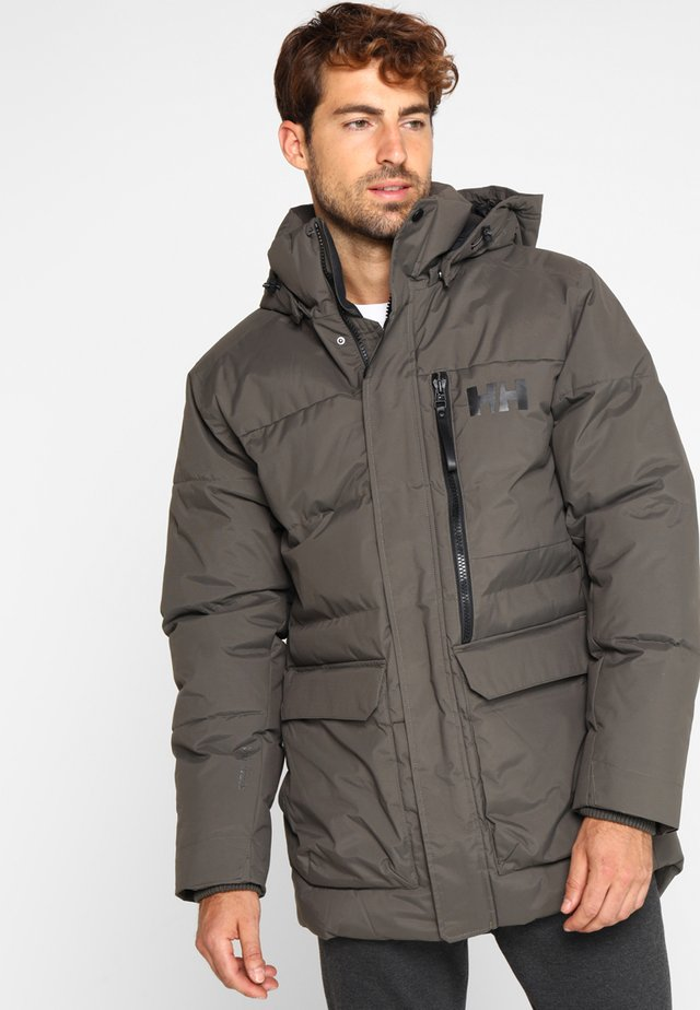 TROMSOE JACKET - Winter jacket - beluga