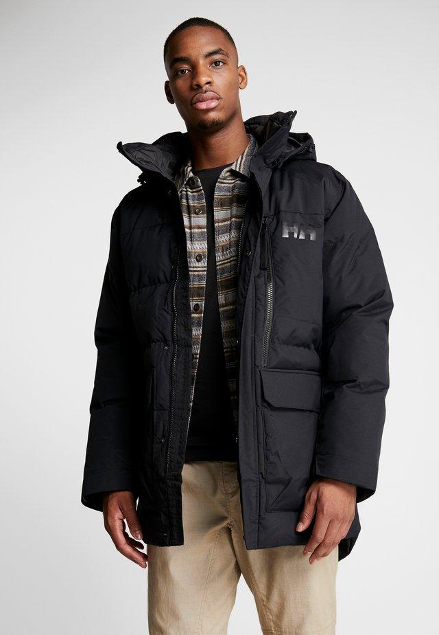 TROMSOE JACKET - Winter jacket - black