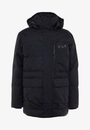 TROMSOE JACKET - Zimní bunda - black