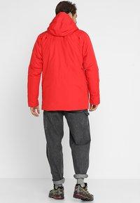 Helly Hansen - COASTAL - Winter jacket - red - 3