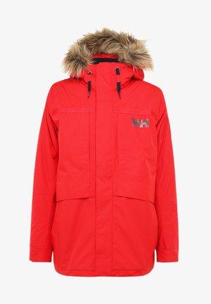 COASTAL - Zimní bunda - red