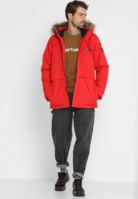 Helly Hansen - COASTAL - Winter jacket - red - 1