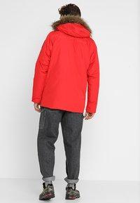 Helly Hansen - COASTAL - Winter jacket - red - 2