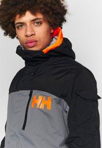 Helly Hansen - FERNIE 2.0 JACKET - Ski jas - quiet shade - 3