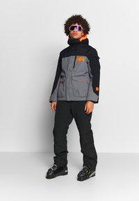 Helly Hansen - FERNIE 2.0 JACKET - Ski jas - quiet shade - 1