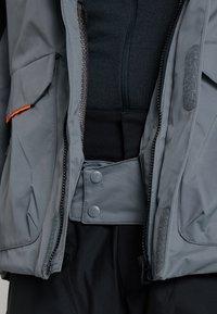 Helly Hansen - FERNIE 2.0 JACKET - Ski jas - quiet shade - 8