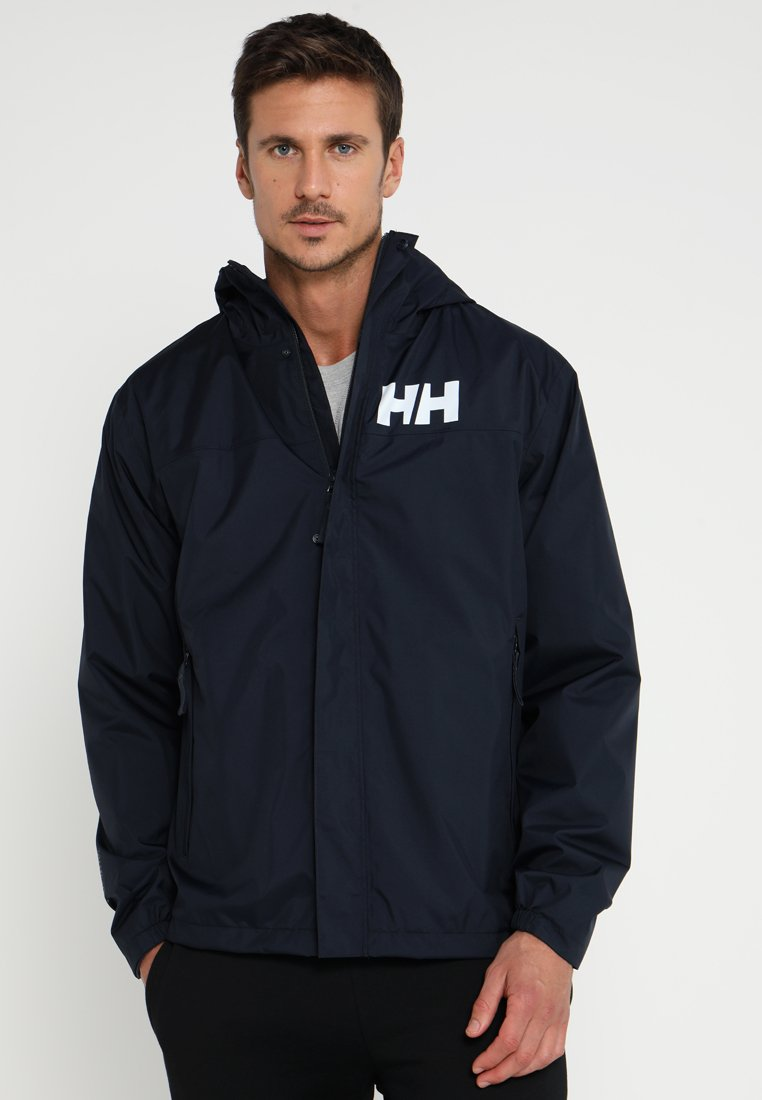 Helly Hansen - ACTIVE 2 JACKET - Impermeable - navy