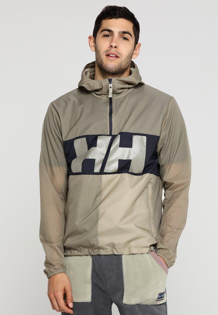 Helly Hansen - ACTIVE ANORAK - Windbreaker - aluminum