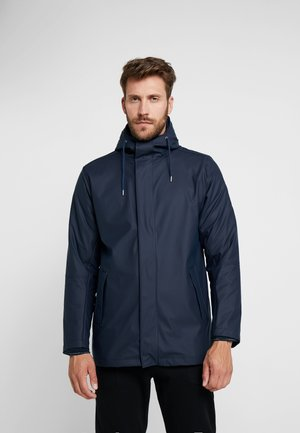 MOSS INSULATED RAIN COAT 2-IN-1 - Regenjacke / wasserabweisende Jacke - navy