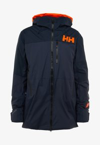 Helly Hansen - STRAIGHTLINE LIFALOFT JACKET - Snowboardová bunda - navy - 6