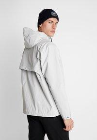 Helly Hansen - URBAN RAIN JACKET - Waterproof jacket - grey fog - 2