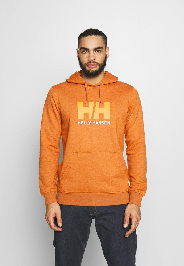 LOGO HOODIE - Hoodie - marmalade