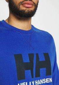 Helly Hansen - LOGO CREW  - Sweatshirt - royal blue - 4