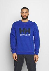 Helly Hansen - LOGO CREW  - Sweatshirt - royal blue - 0